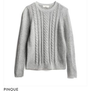 Pinque from Stitch fix sweater
